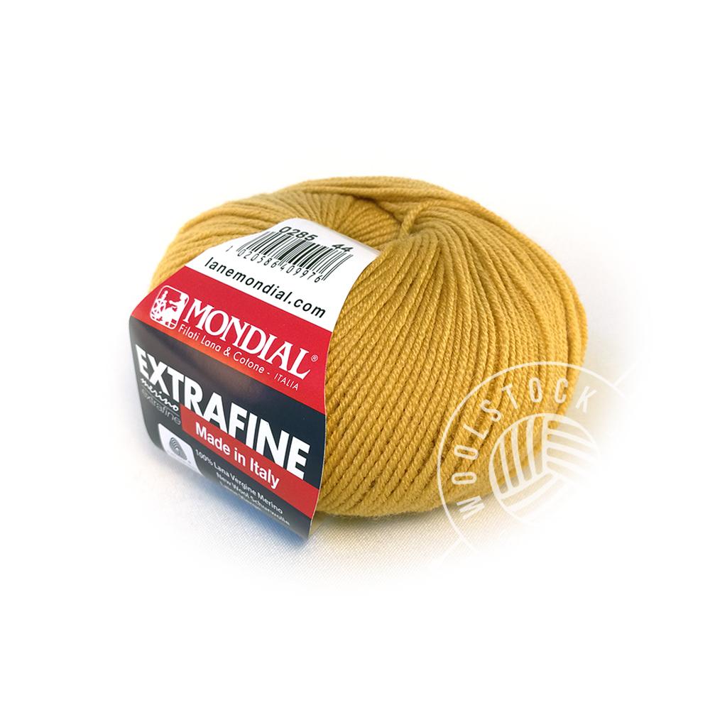 Extrafine Merino 285 pale ochre