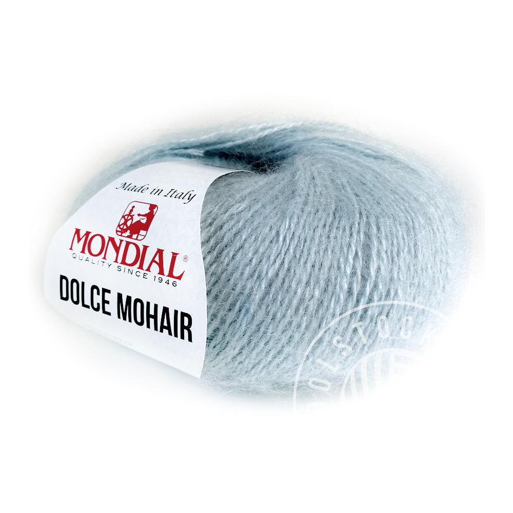 Dolce Mohair 860 dove blue
