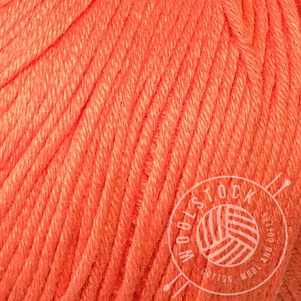 CottonSoft Bio 238 tangerine
