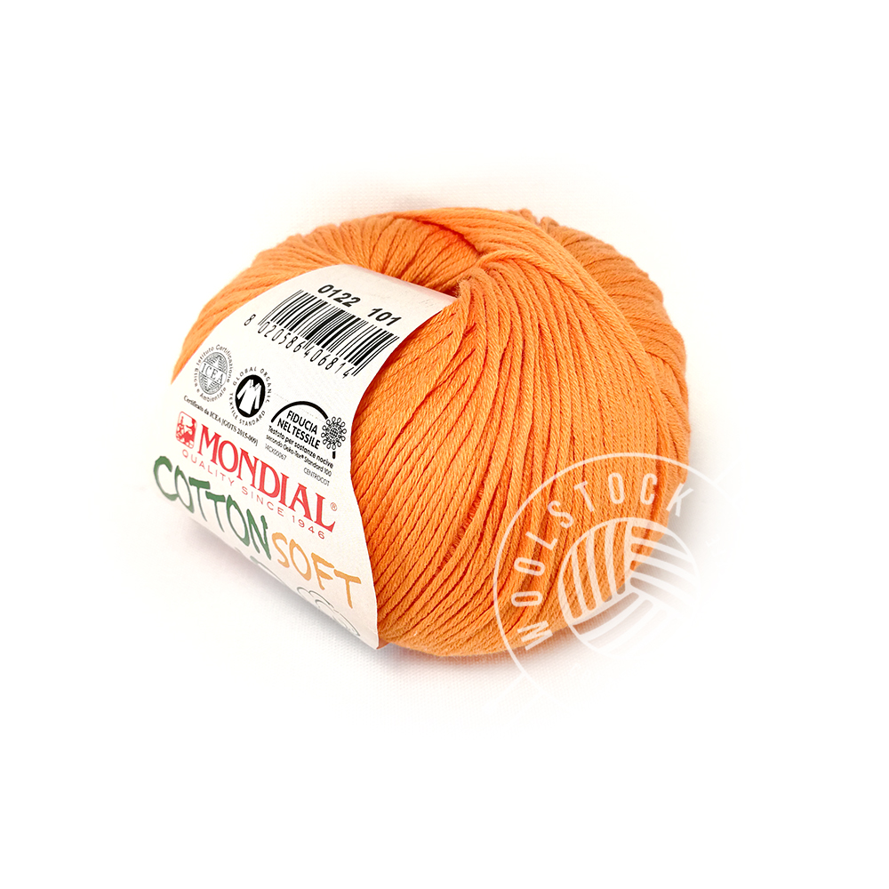 CottonSoft Bio 122 orange