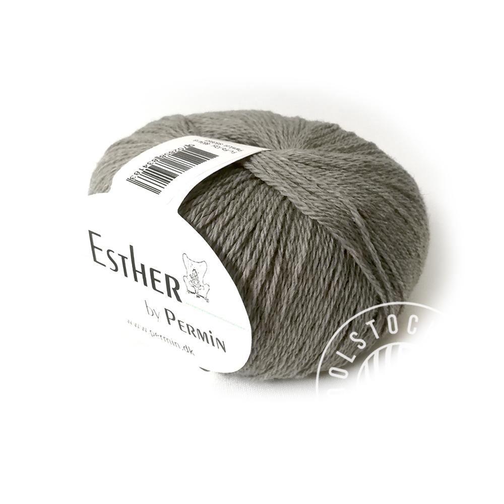 Esther 18 lys grå