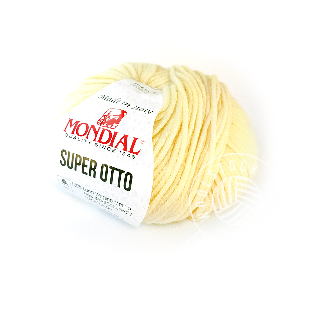 Super Otto 108 pale yellow
