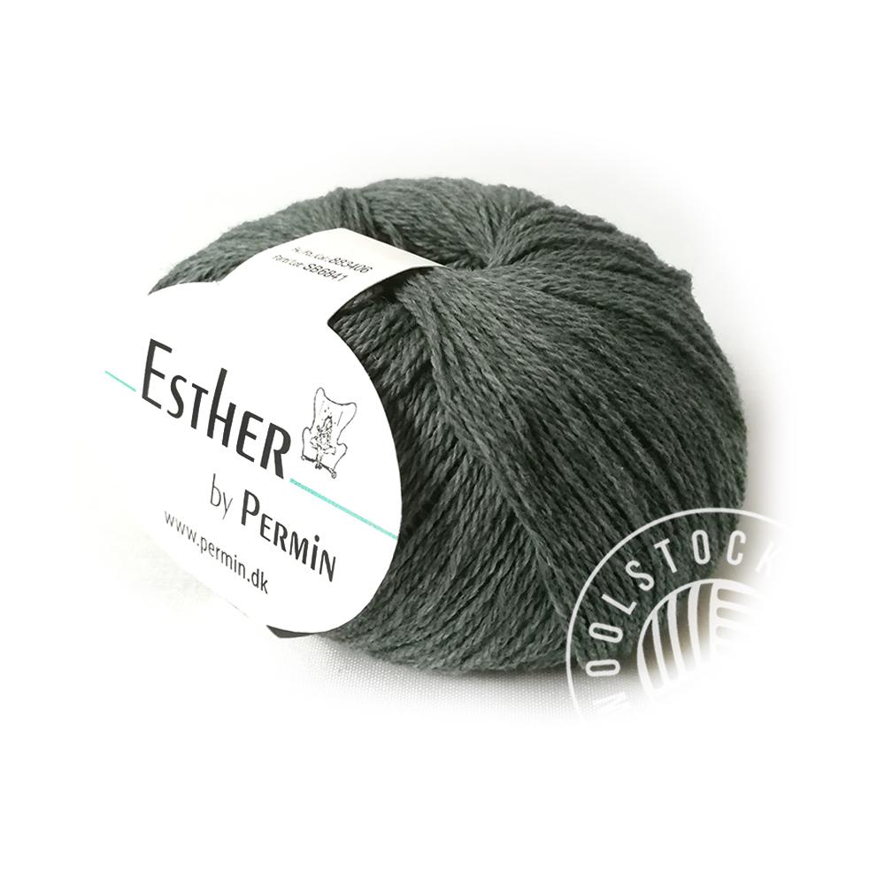 Esther 06 græsgrøn