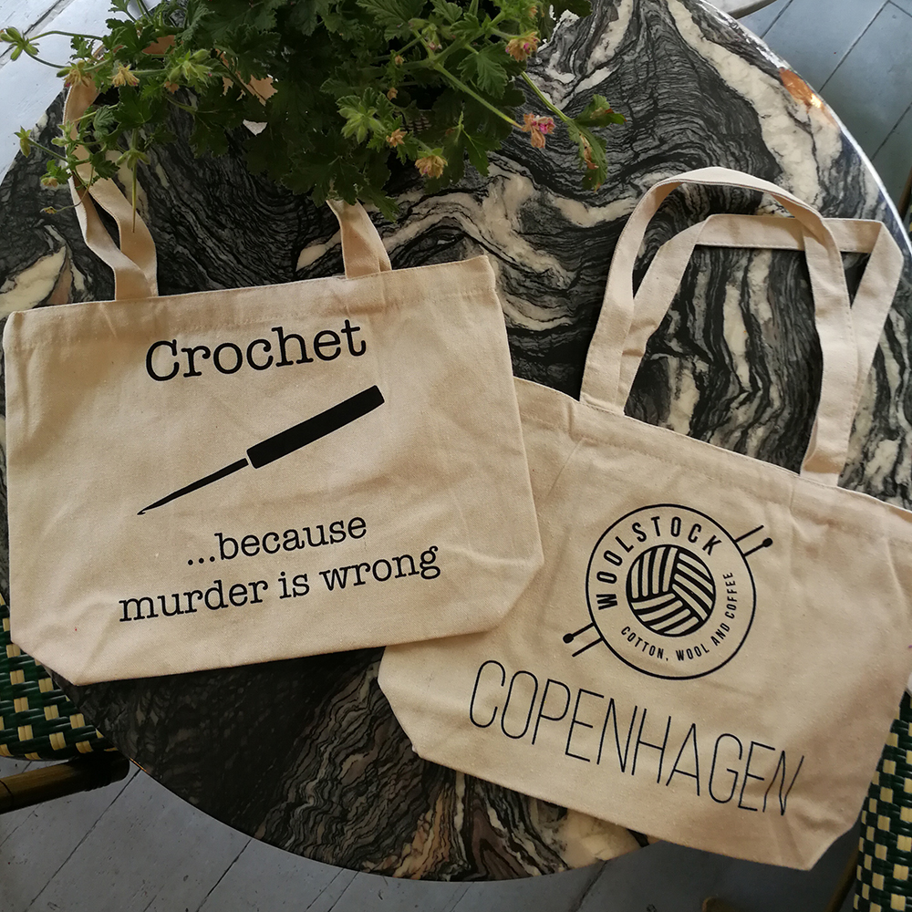 "Mulepose ""Crochet... because murder is wrong"""