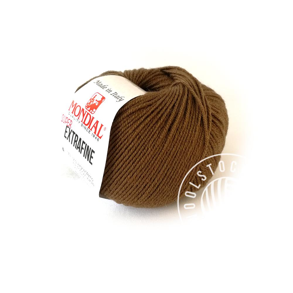 Extrafine Merino 339 brown