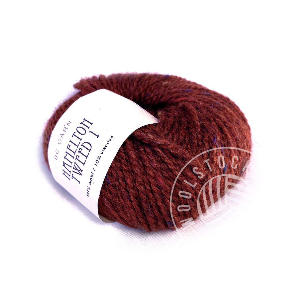Hamelton Tweed 08 brick