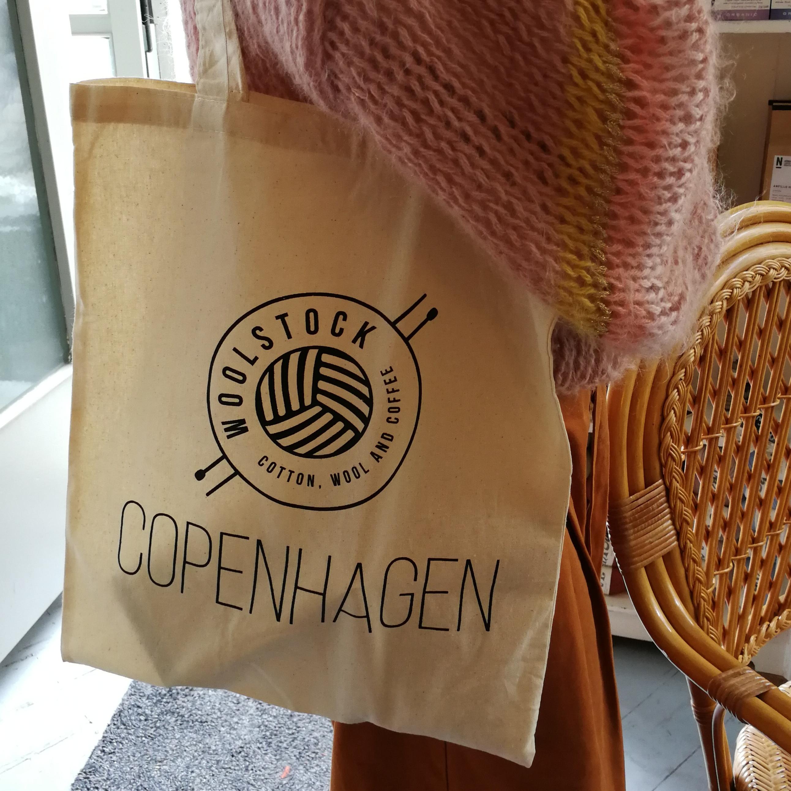 Copenhagen indkøbspose