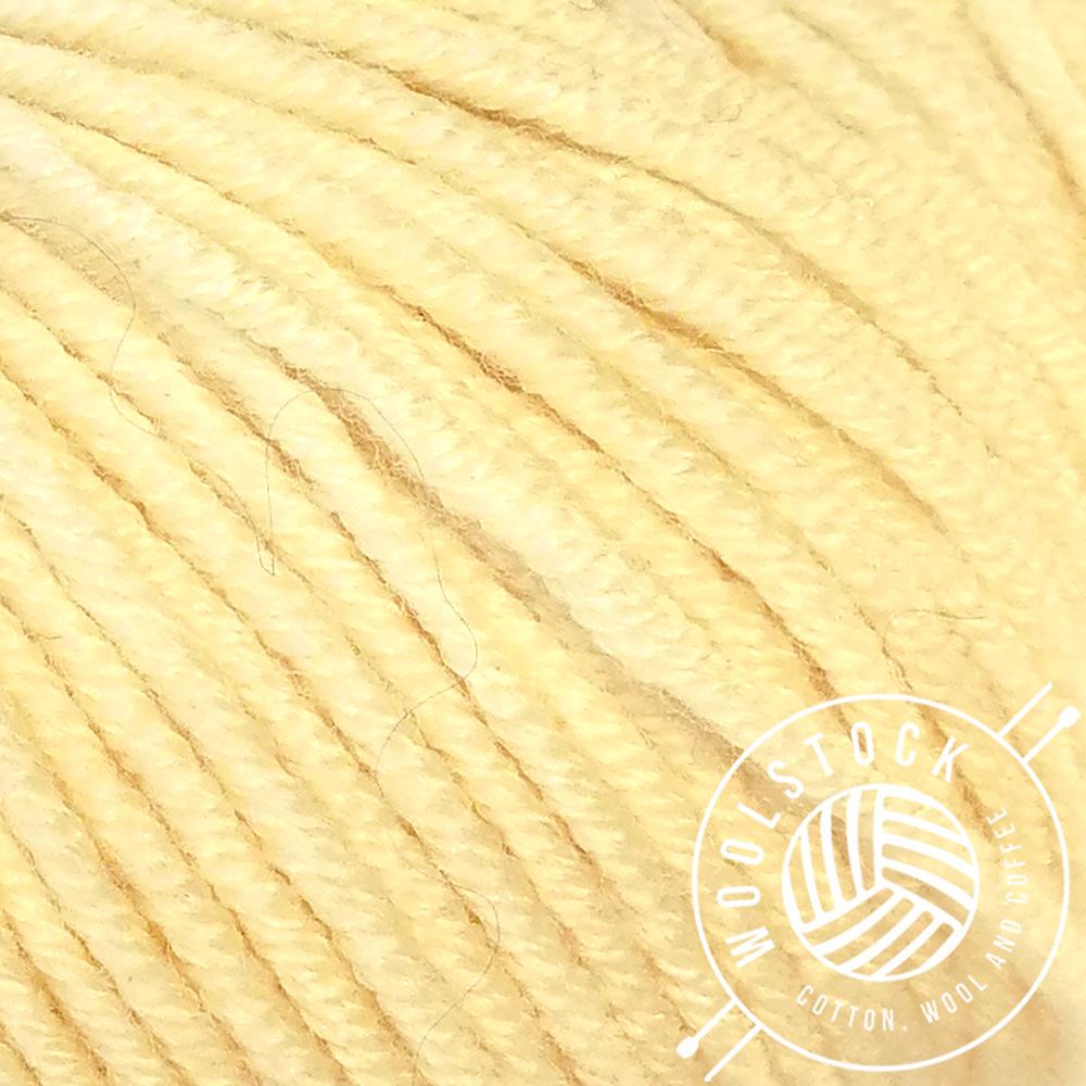 Cashmirette 108 pale yellow
