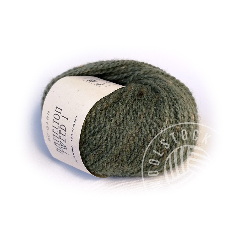 Hamelton Tweed 13 army green