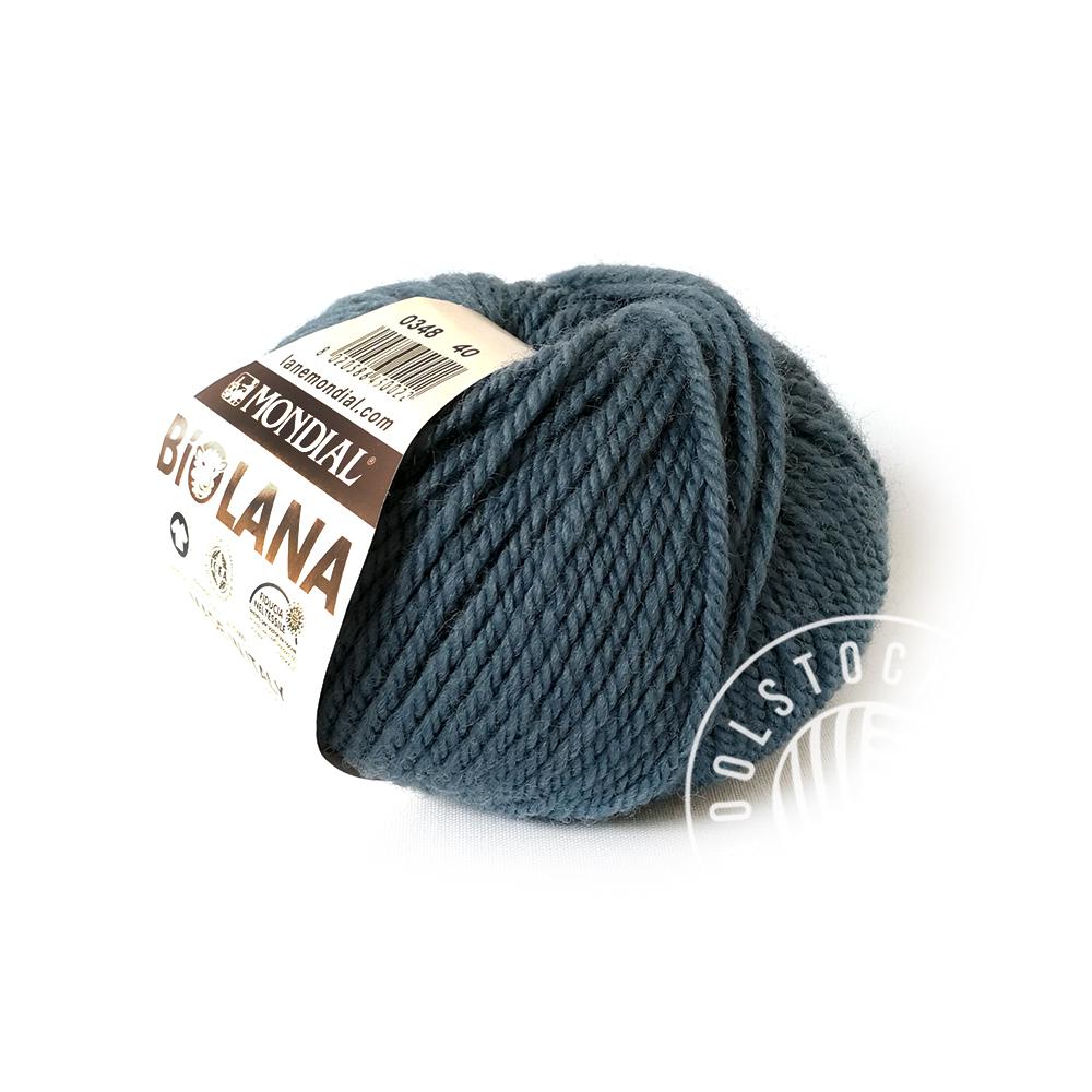 BioLana 348 blue grey