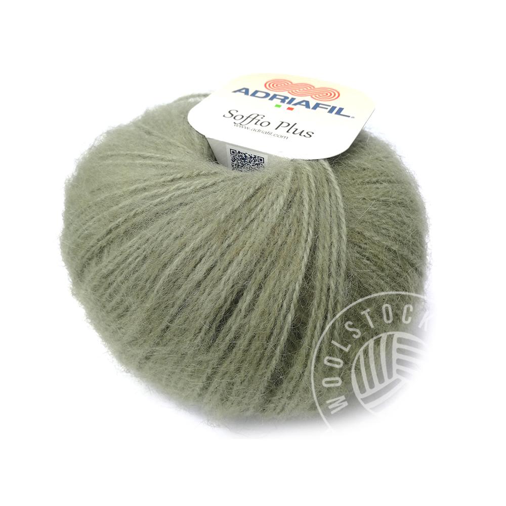 Soffio Plus 67 støvet grøn
