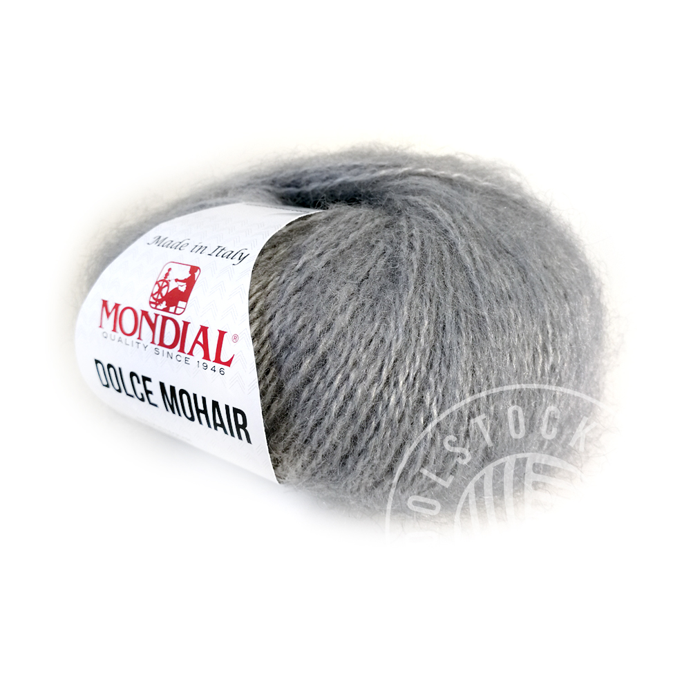 Dolce Mohair 701 light grey