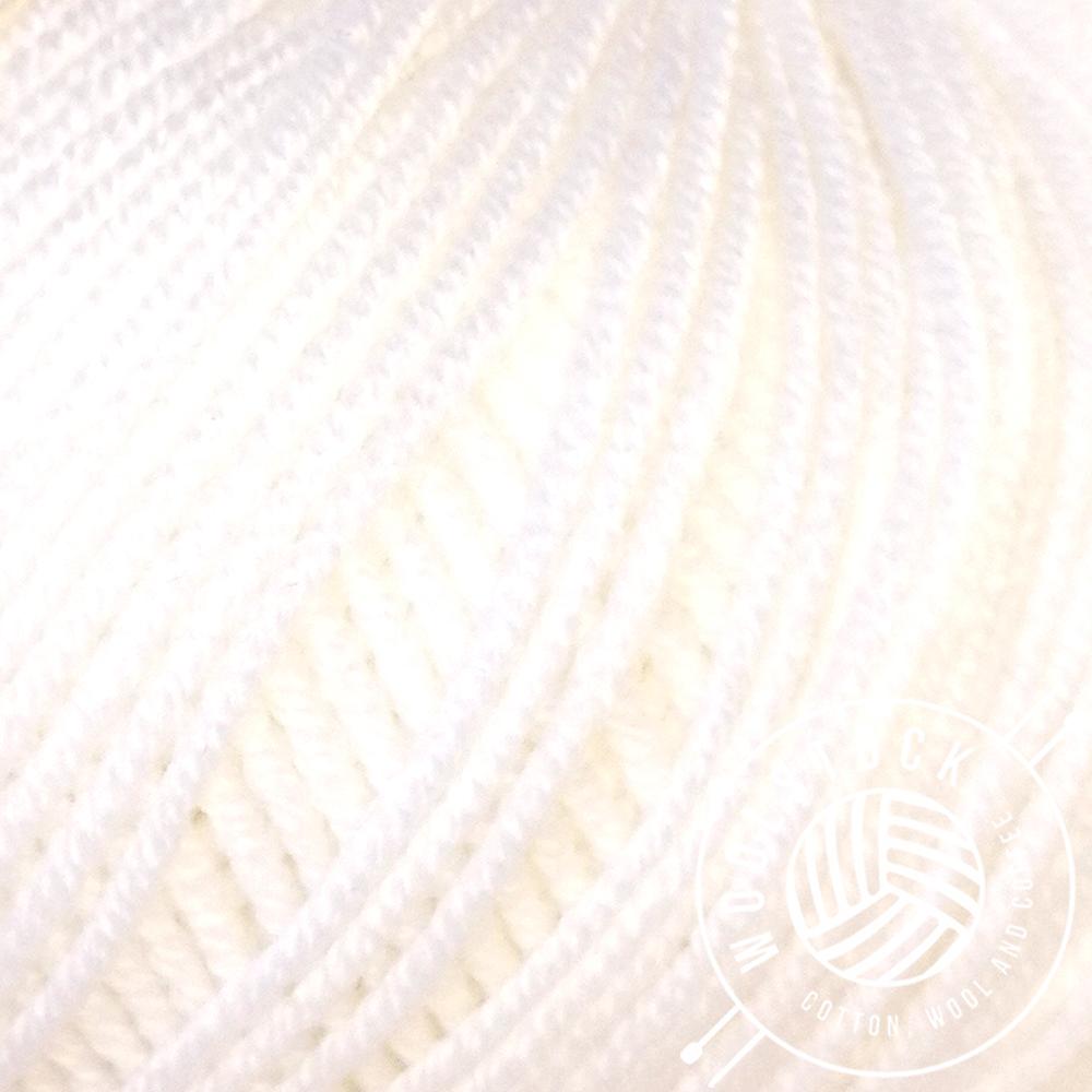 Extrafine Merino 100 white