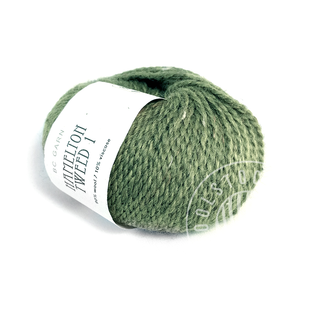 Hamelton Tweed 14 dusty green