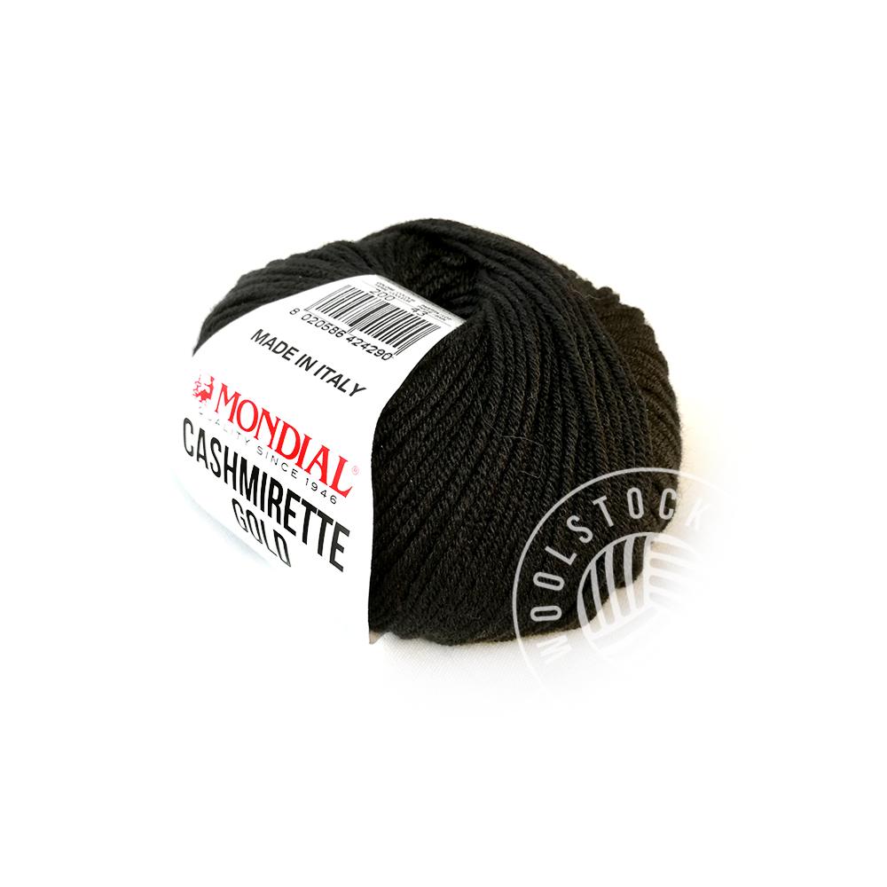 Cashmirette 200 black