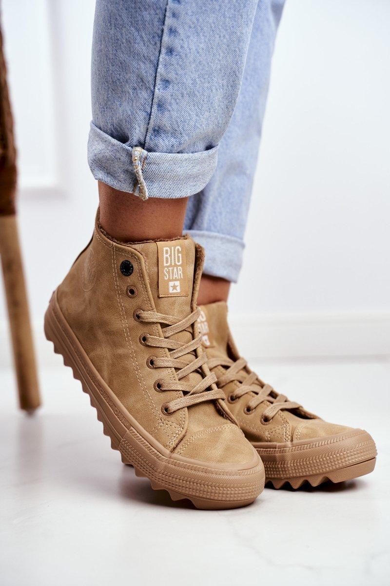 Sneakers Fodrade Beige