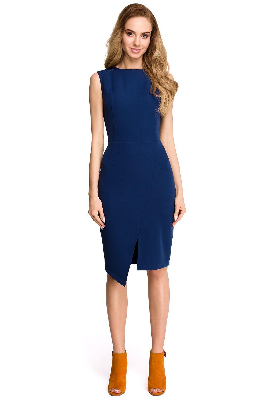 Asymmetrisk klänning