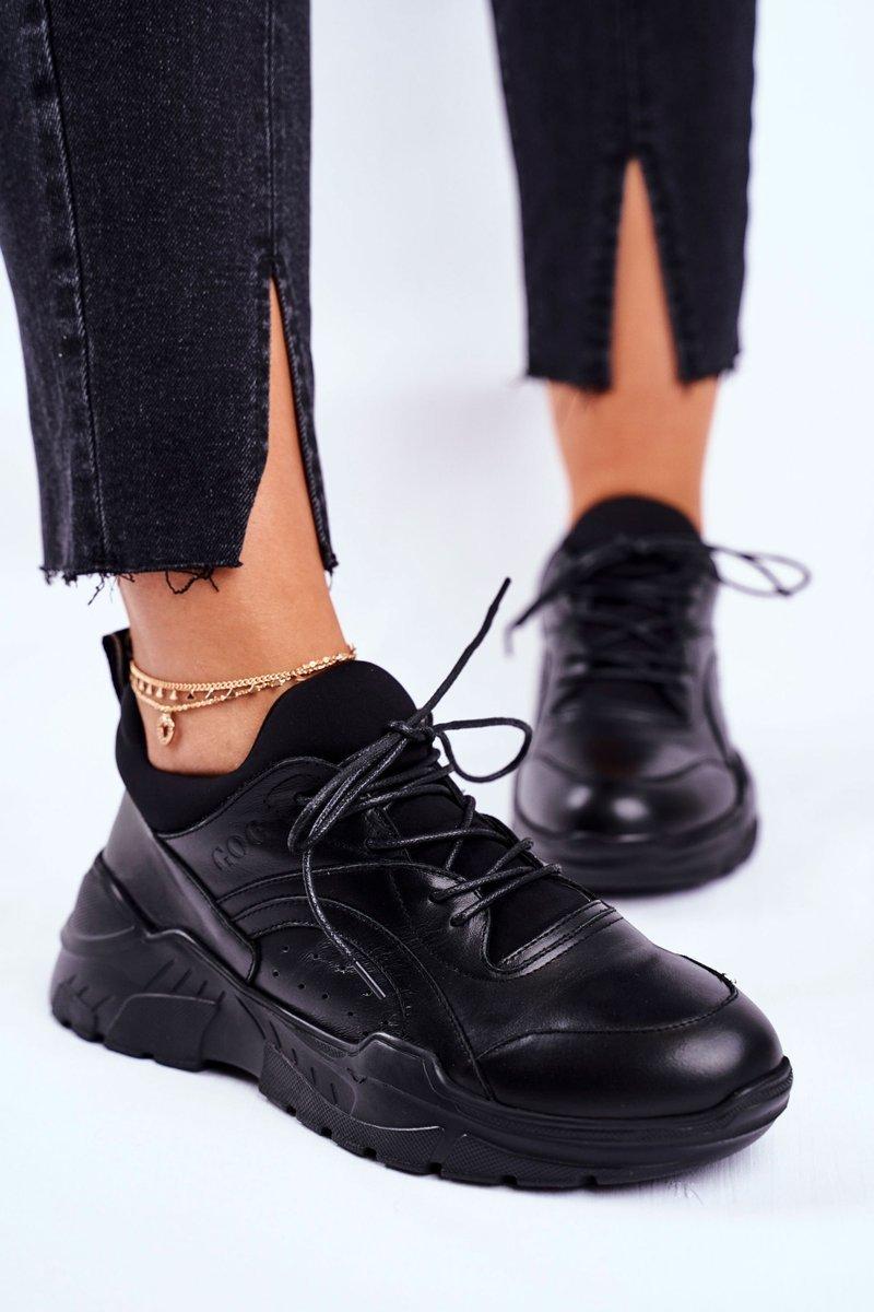 Dam Sneakers Goe Svart