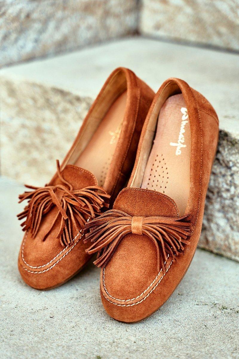 Mocka Loafers Brun
