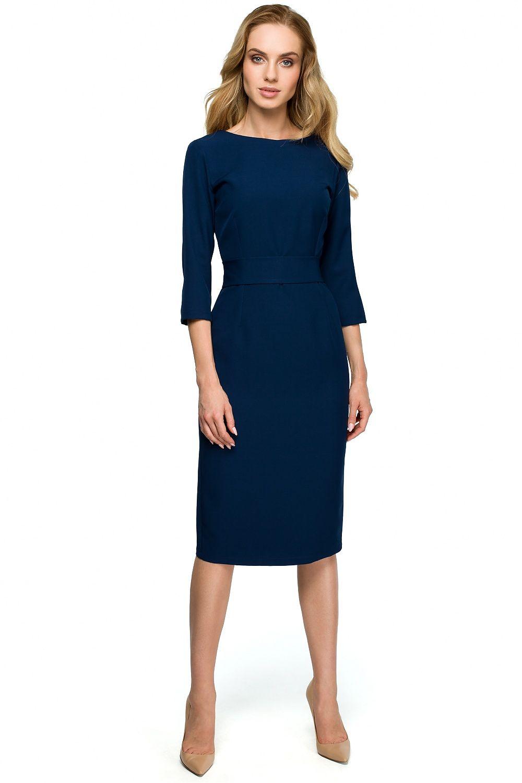 Dam sofistikerad klänning