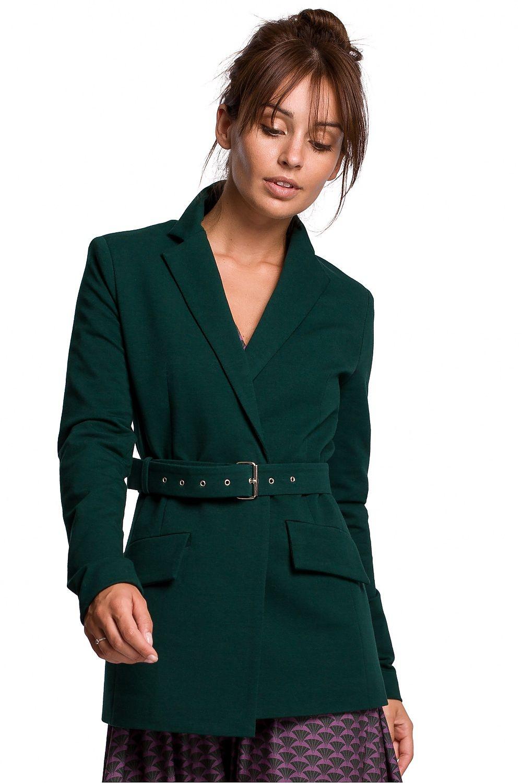 Sweatshirt Kavaj Grön