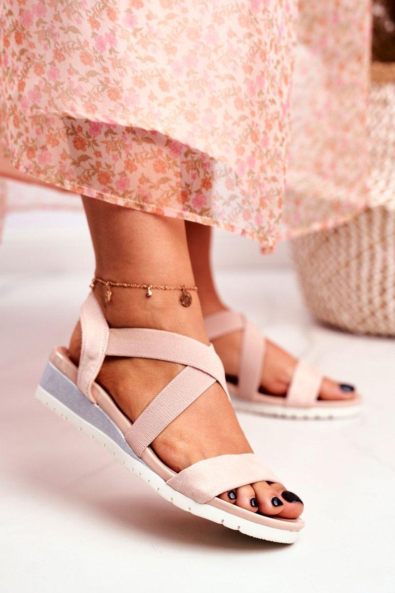 Sandaler Beige Harper