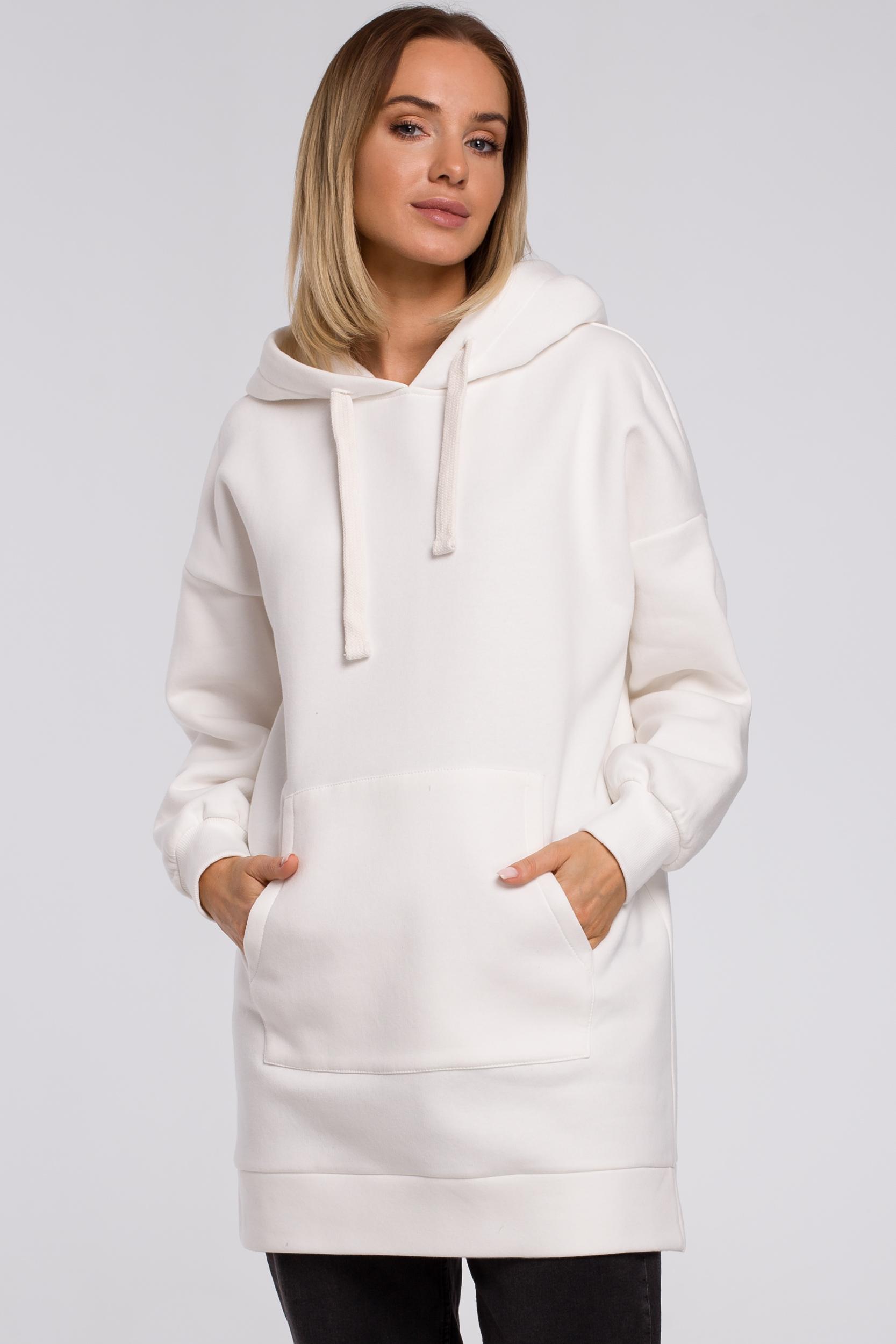 Oversized hoode Ecru