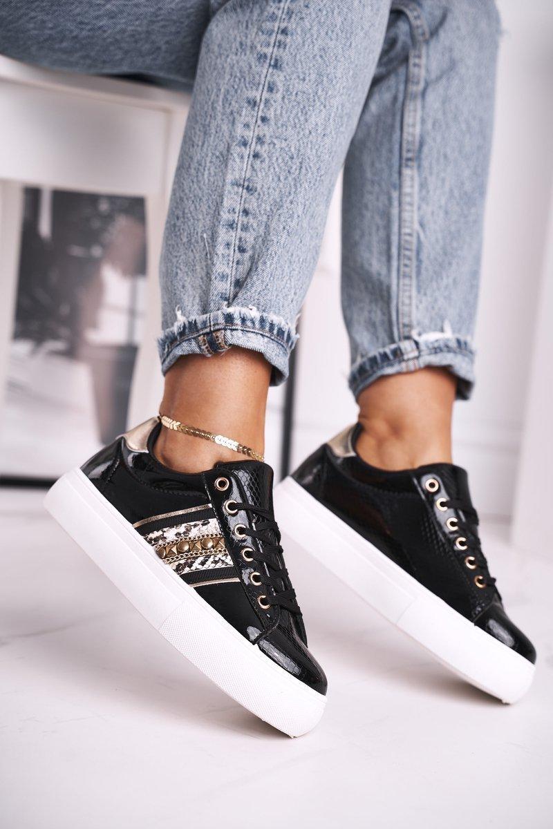 Dam Sneakers Svart Rylee