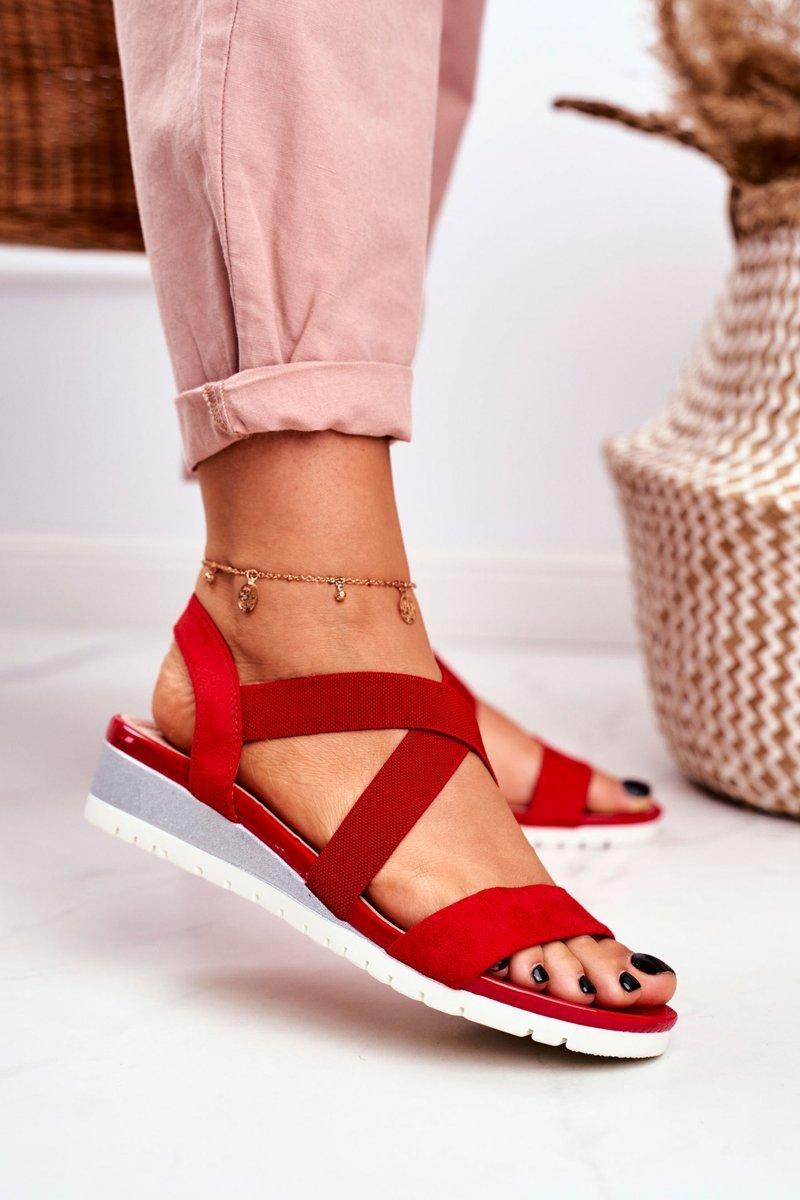 Sandaler Red Harper