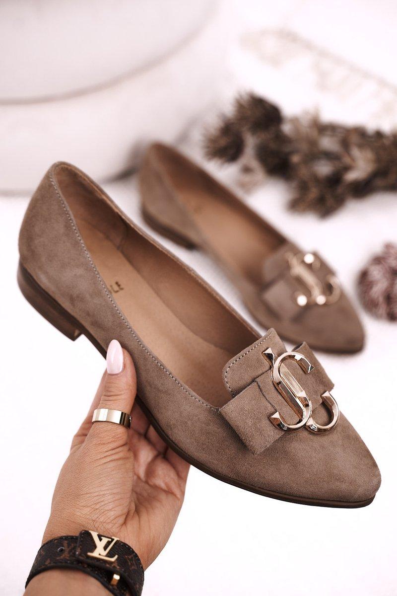 Mocka Loafers Brun Mary-Jane