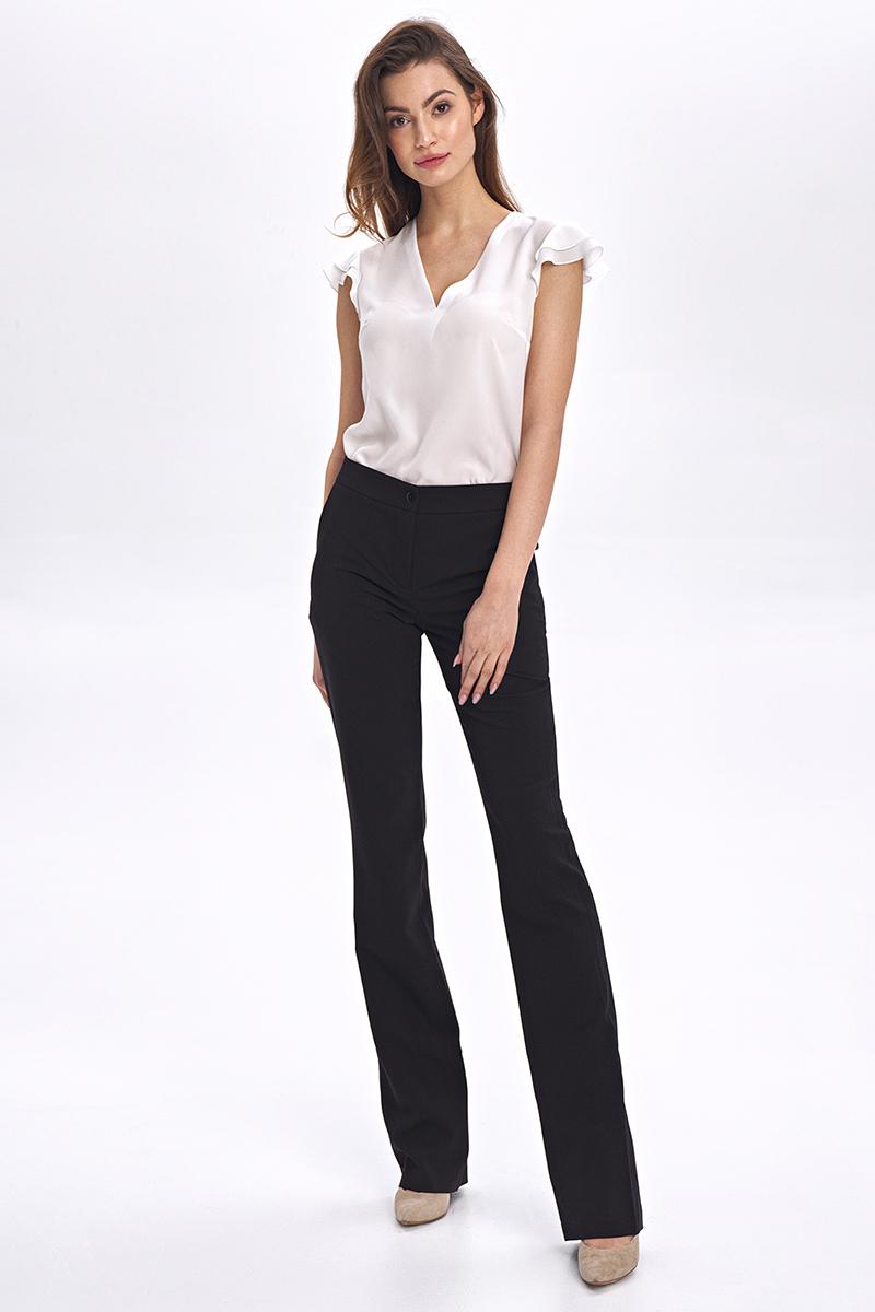 Klassiska byxor - svart