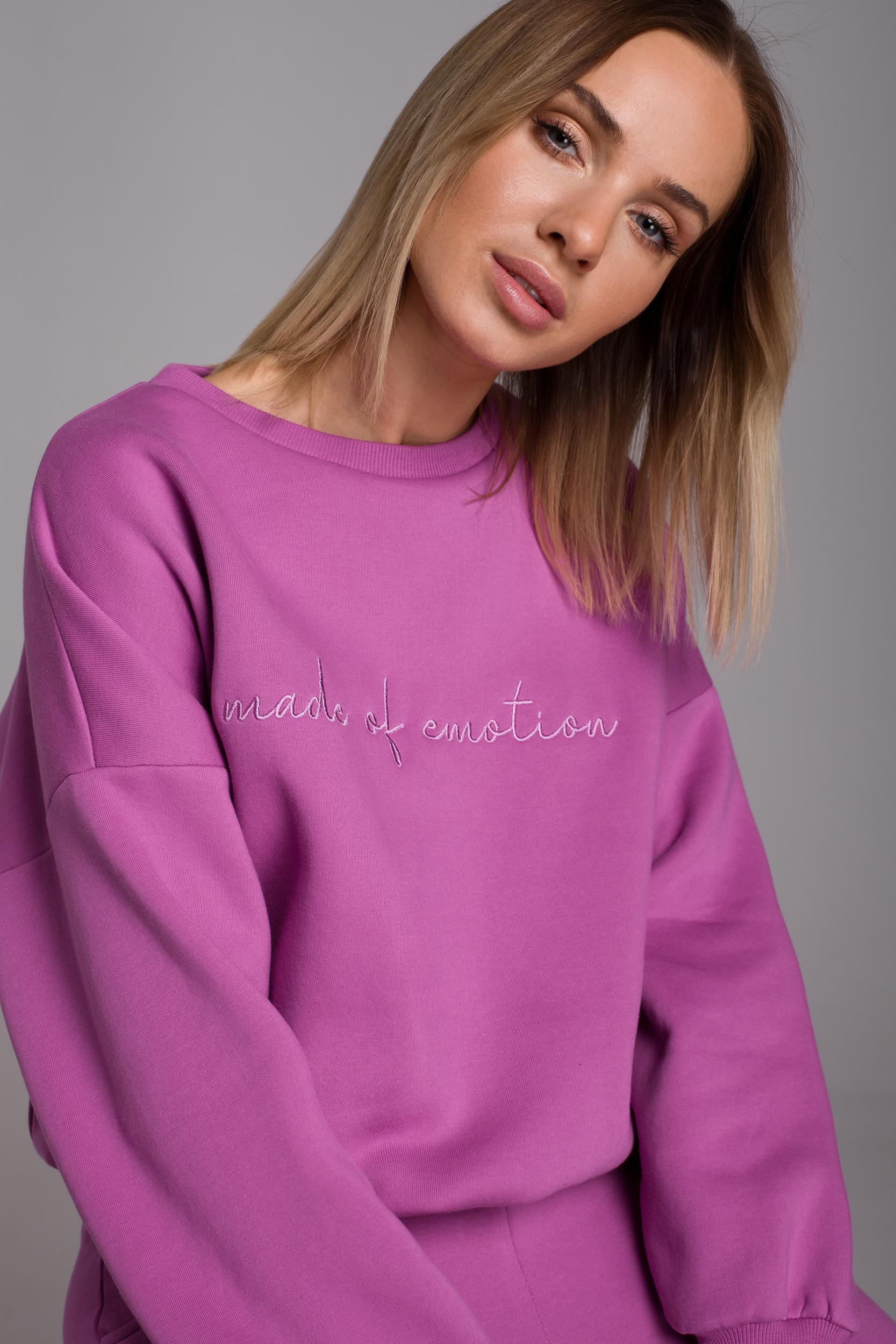 Oversized Sweatshirt Levander