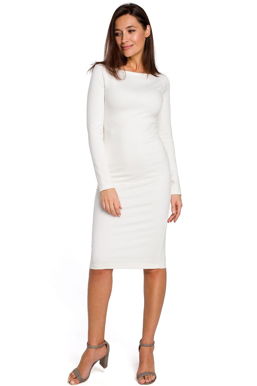 Bodycon midi klänning