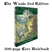 the woods core rulebook