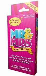 Mr & Mrs Pocket Edition