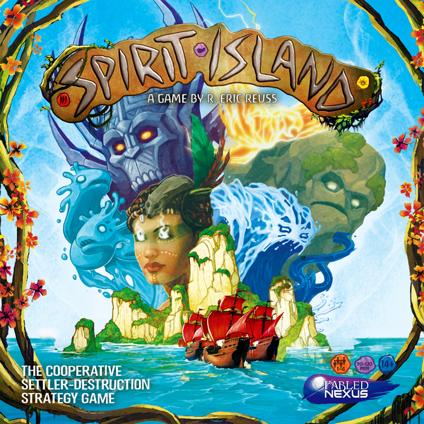 Spirit Island (Core Game)