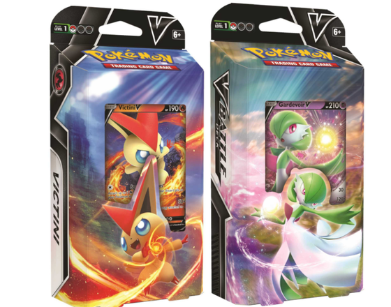 Pokemon TCG: Victini V / Gardevoir V Battle Deck