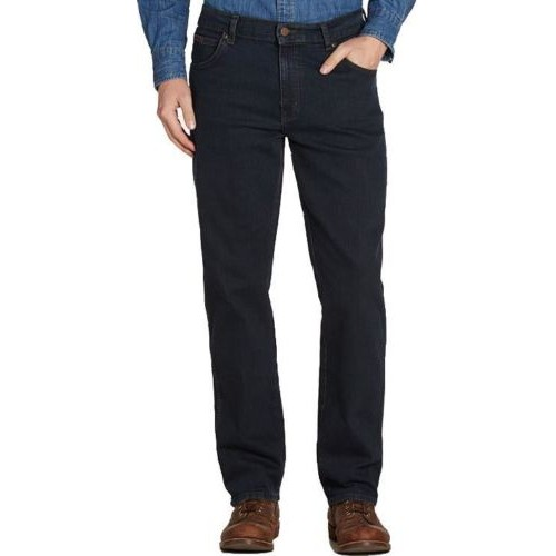 Wrangler Jeans Texas Blueblack Stretch