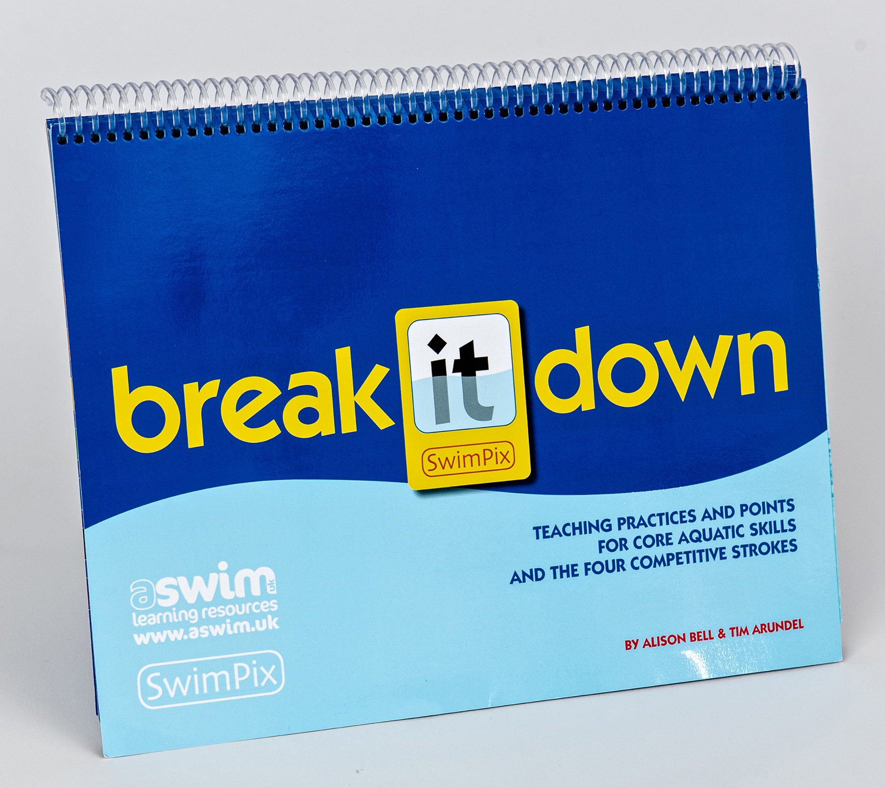 Break It Down Book