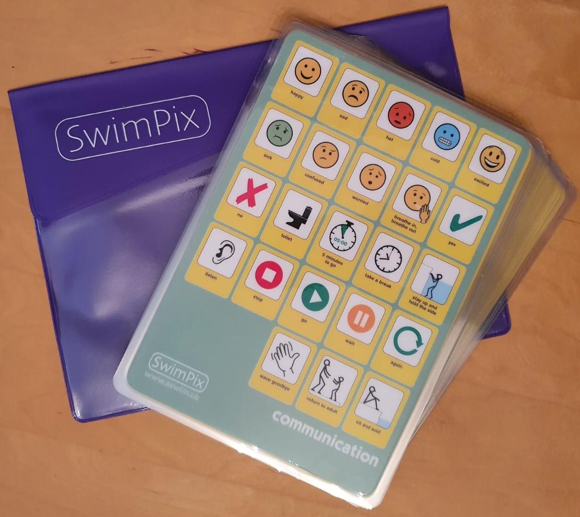 jj) Communication Set - SwimPix A5