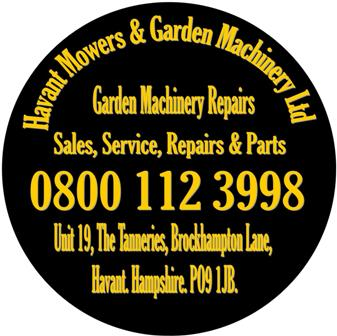 Havant Mowers and Garden Machinery