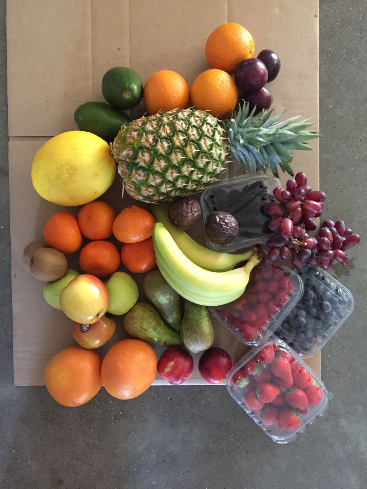 Fruit Box XL