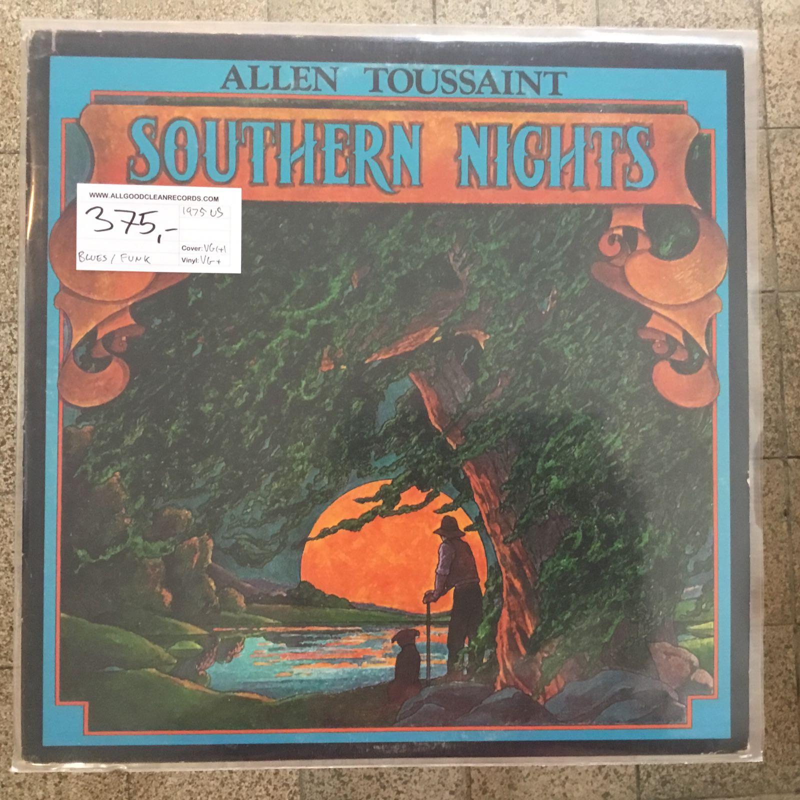 Allen Toussaint – Southern Nights [LP] (2. hand)