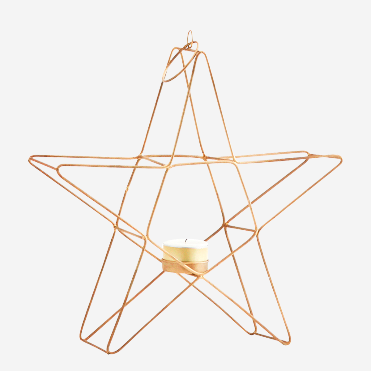 Tealight Star