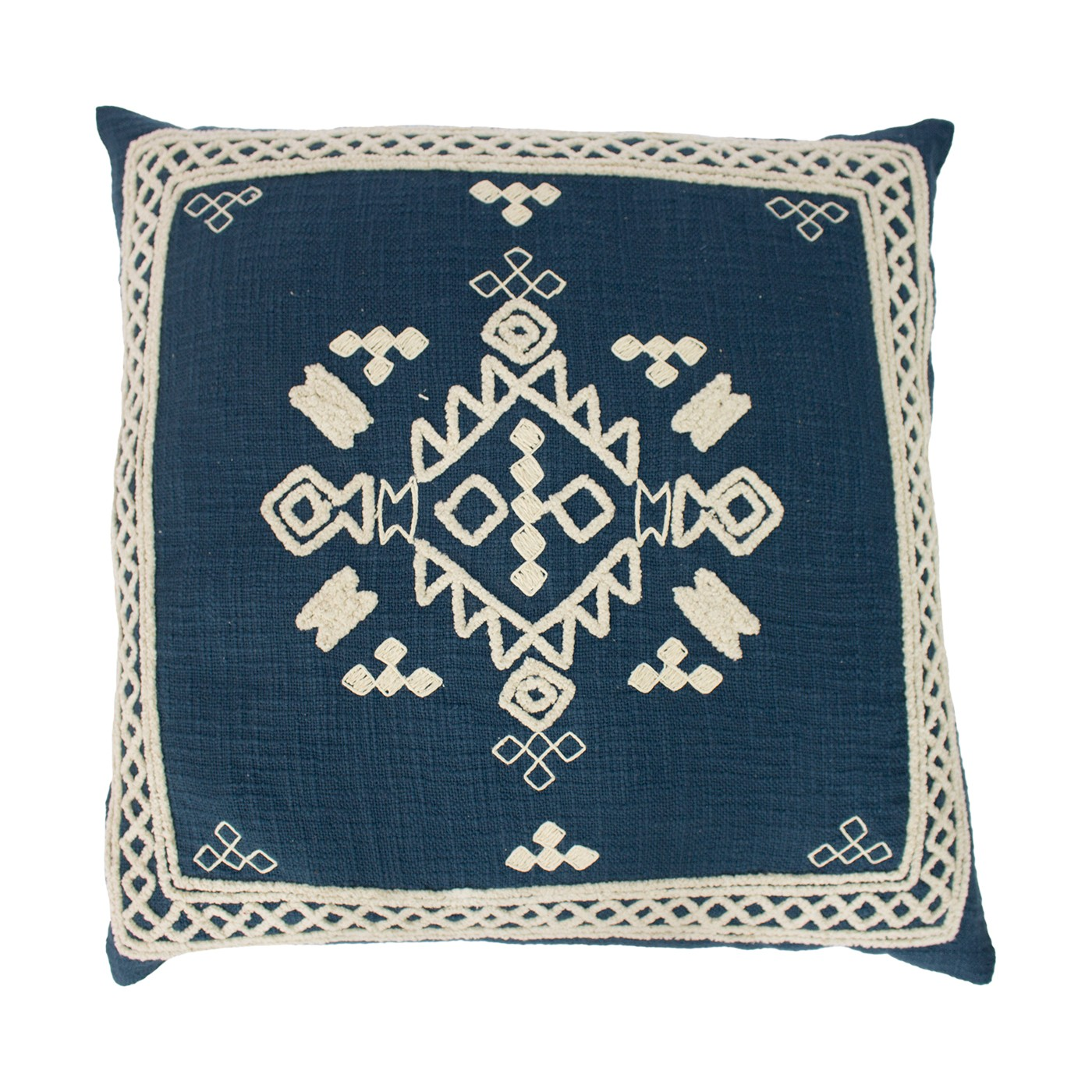 Tohoe Cushion, Teal by Paoletti