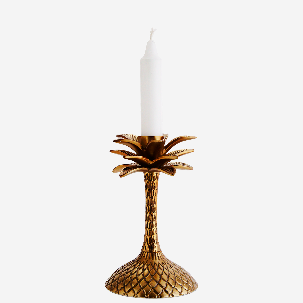 Palm Candle Holder by Madam Stoltz