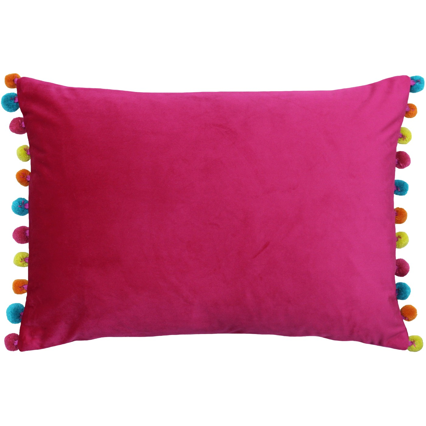 Fiesta Cushion, Pink Multi by Paoletti