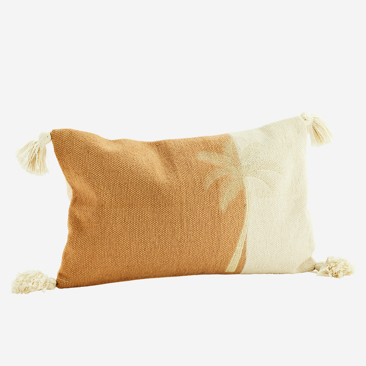 Embroidered Cushion by Madam Stoltz