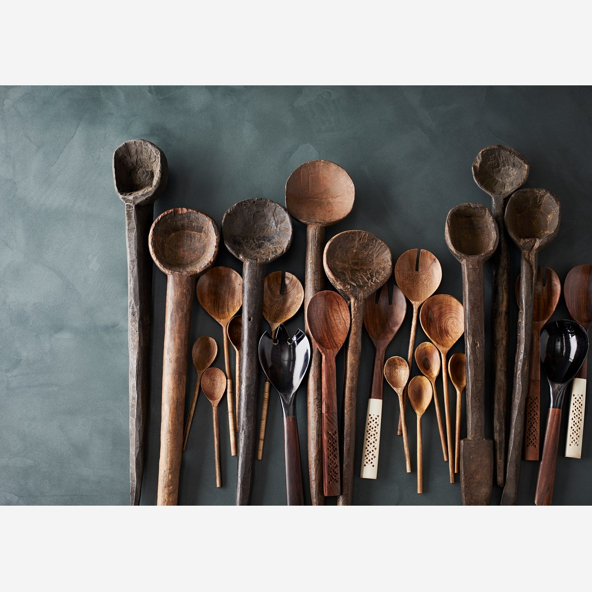 Recycled Wooden Spoon by Madam Stoltz