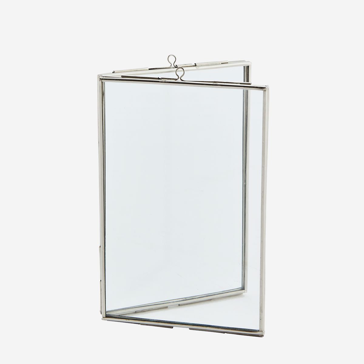 Standing Double Photo Frame by Madam Stoltz